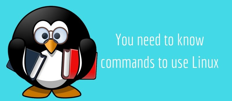 Myth about Linux: You need to know commands