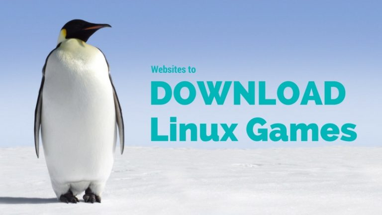 Websites to download Linux games
