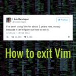 How To Exit Vim? Multiple Ways To Quit Vim Editor