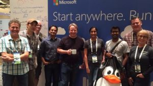 Microsoft Is Now Using Linus Torvalds' Open Source Tool For Windows Development