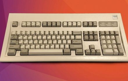 Make Your Keyboard Sound Like The Old Buckle Spring Keyboards In Linux