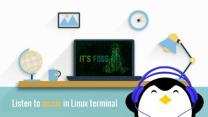 Listen to music in Linux terminal with cmus