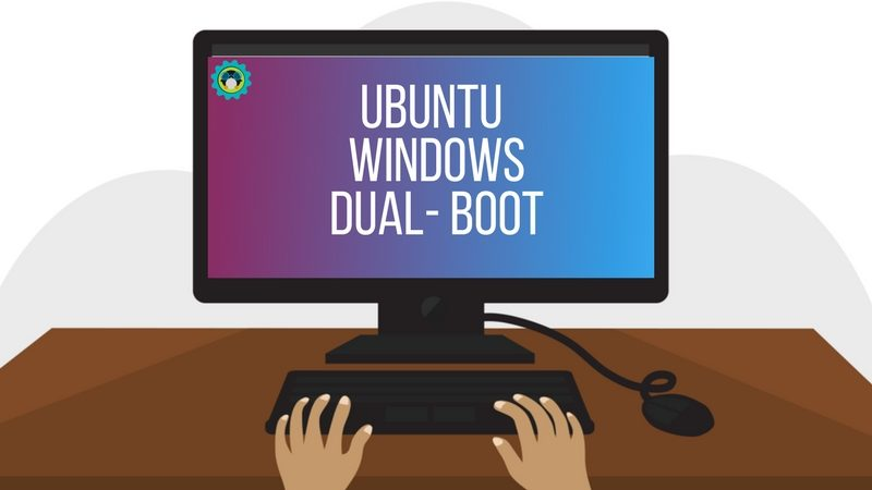 Ubuntu install from windows 10