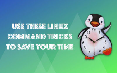 Linux command line tricks that will save your time