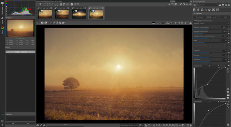 best raw photo converter