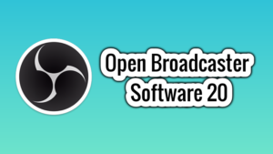Open Broadcaster Software Releases OBS Studio 20