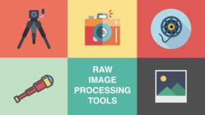Best Free and Open Source Tools for RAW Image Processing in Linux