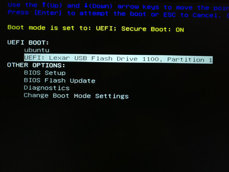 create a windows 10 usb bootable flash drive from iso
