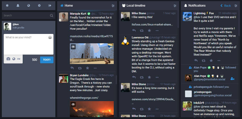 Mastodon: The Open Source Alternative To Twitter