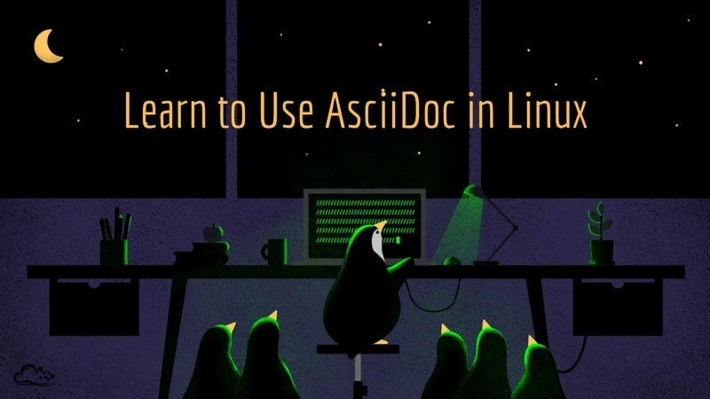 AsciiDoc tutorial for Linux