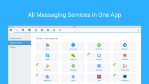 Franz Combines all Your Messaging Apps in a Single Application