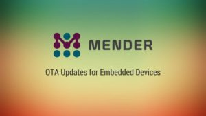 Use Mender to Provide Over-the-air Software Updates for Embedded Linux Devices