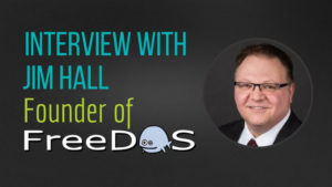 Interview with FreeDOS Founder and Lead Dev Jim Hall