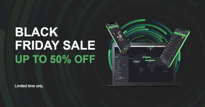 ProtonVPN Black Friday offer