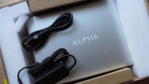 Alpha Centurion Nano laptop review