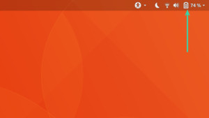 How to Show Battery Percentage in Ubuntu 18.04 and 17.10 [Quick Tip]