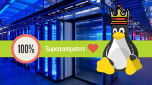 Linux Now Runs on All of the Top 500 Supercomputers