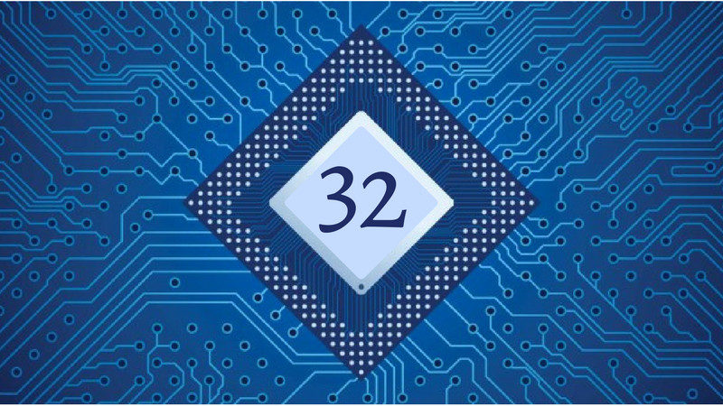 Open Source OS still supporting 32-bit systems
