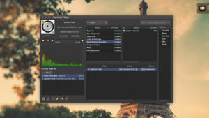 Sayonara is A Beautiful Lightweight Music Player for Linux