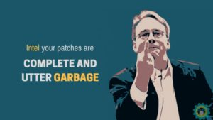 Linus Torvalds is Furious at Intel as Linux Kernel 4.15 Release Gets Delayed
