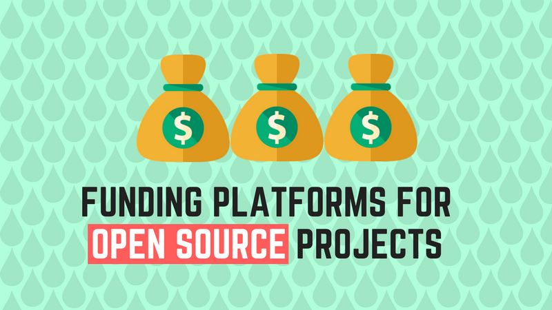 Open Source funding platforms