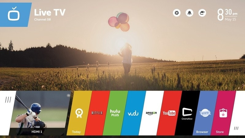 LG's Linux-based webOS Goes Open Source, Again! - It's FOSS