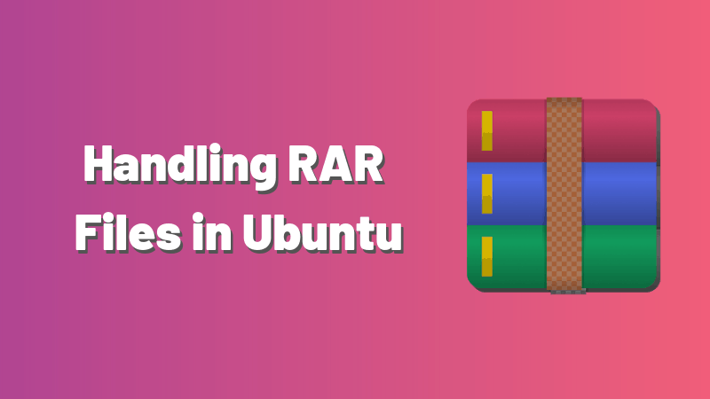 how open rar file in linux