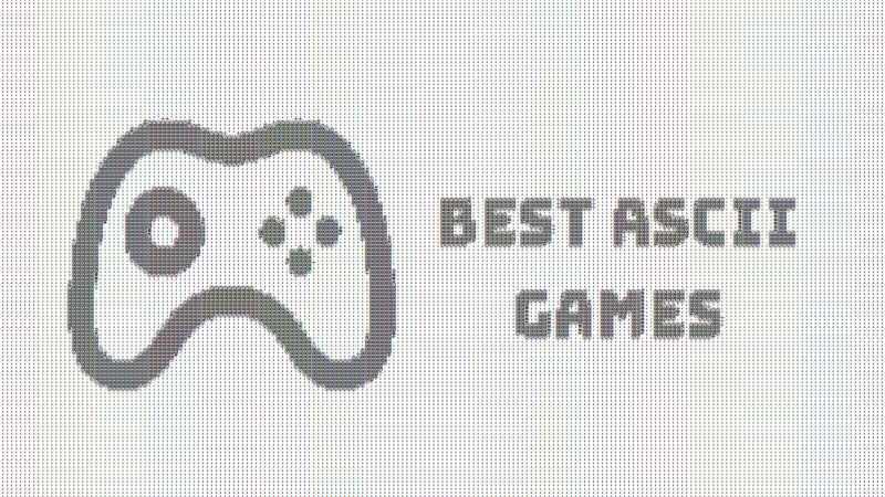 14 Best ASCII Games for Linux That are Insanely Good