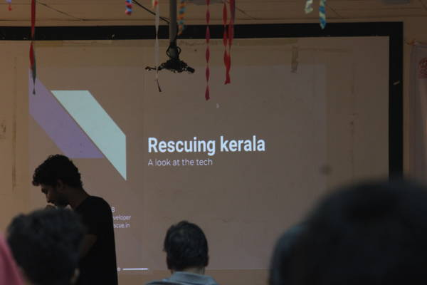 Biswas shares his Keralarescue experience