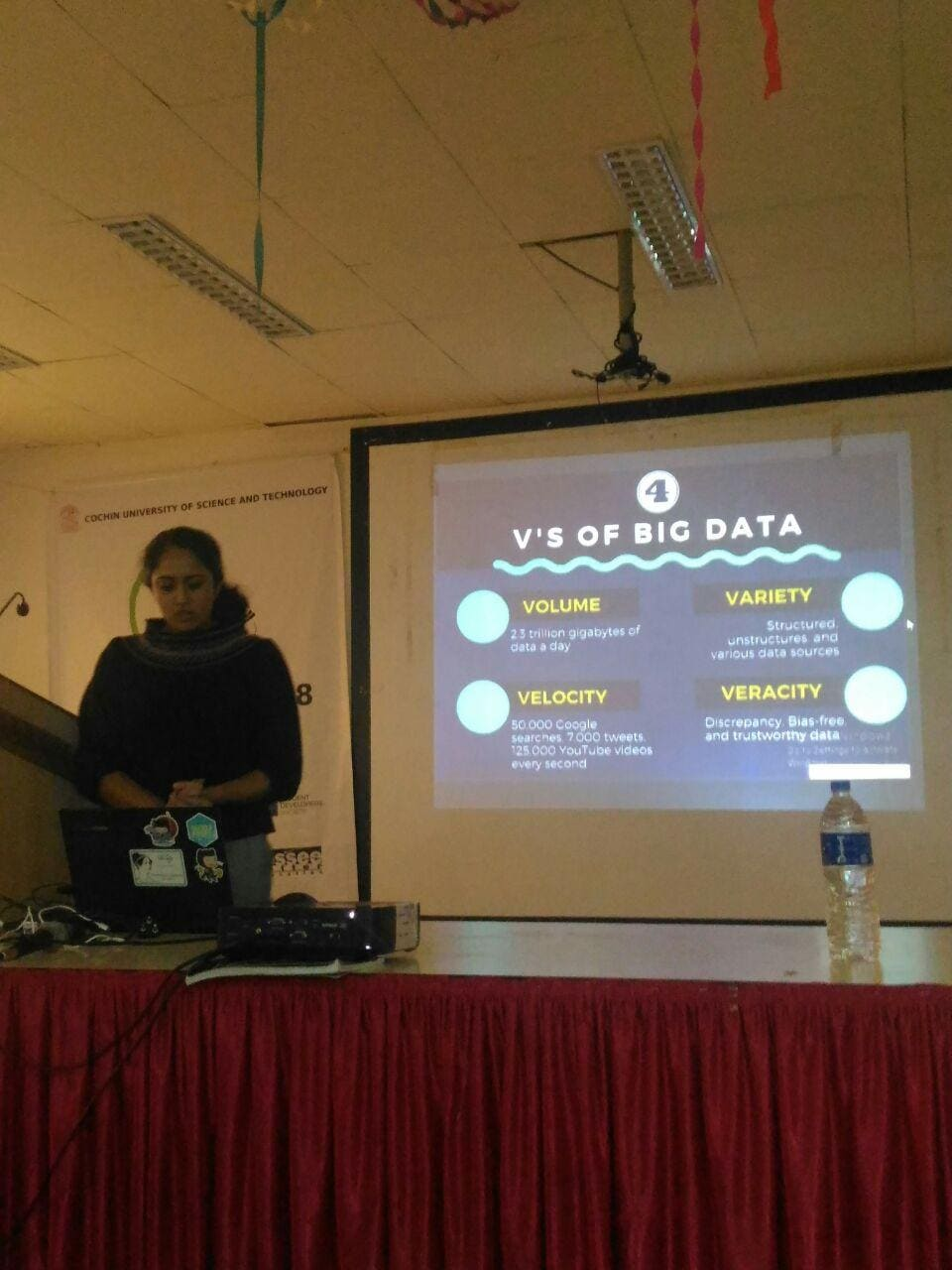 Simran shares about Apache Sqoop and Big Data