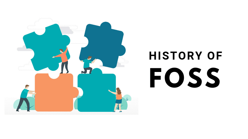 A Brief History of FOSS Practices - It's FOSS