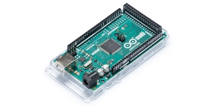 Arduino Mega can be used in place of Raspberry Pi