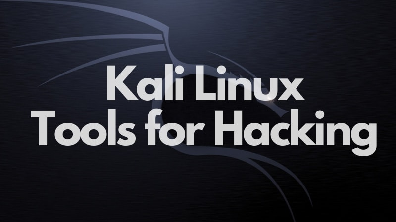 21 Best Kali Linux Tools for Hacking and Penetration Testing