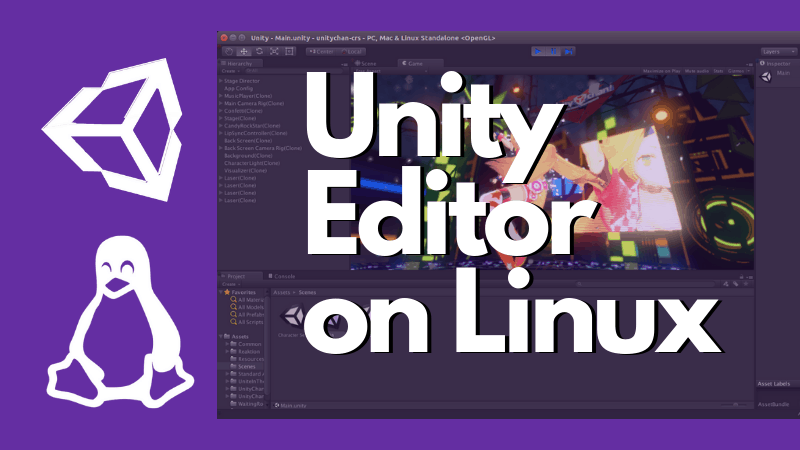 Unity Editor is Now Officially Available for Linux - It's FOSS