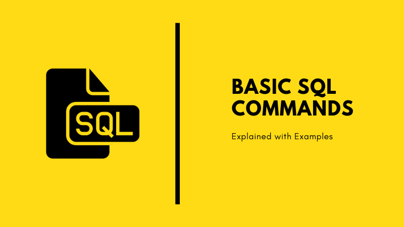 Using Basic SQL Commands with MySQL [Beginner's Tutorial]