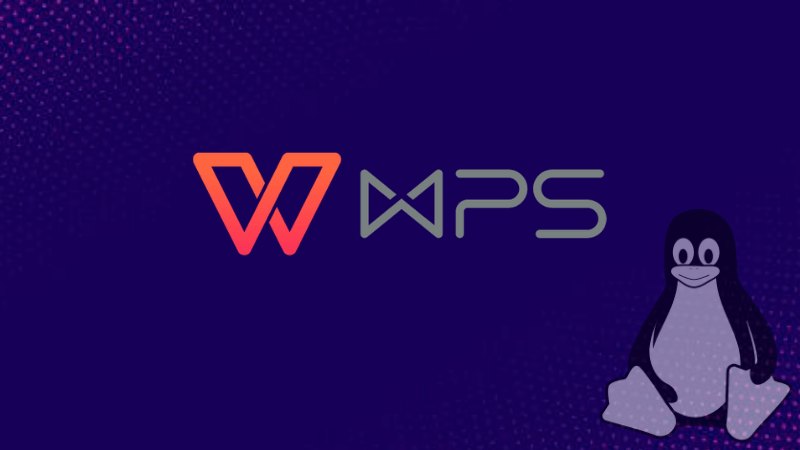 WPS Office on Linux is a Free Alternative to Microsoft Office