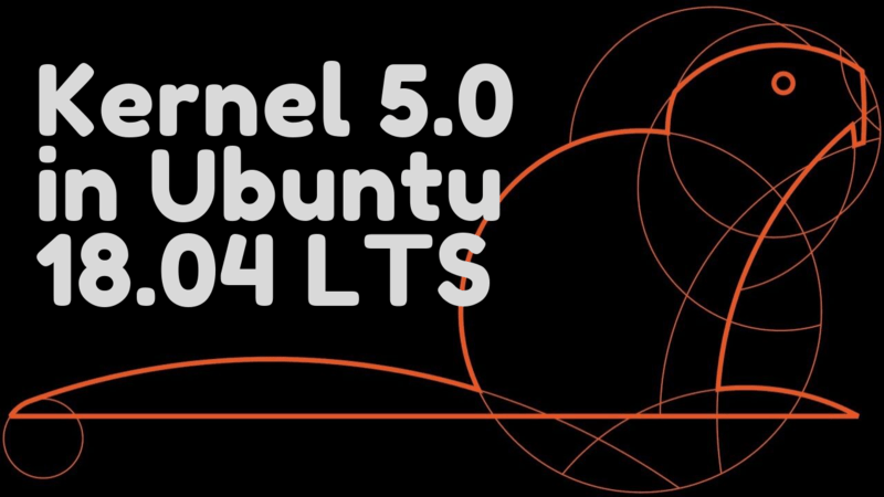 How to Get Linux Kernel 5 0 in Ubuntu 18 04 LTS - It's FOSS