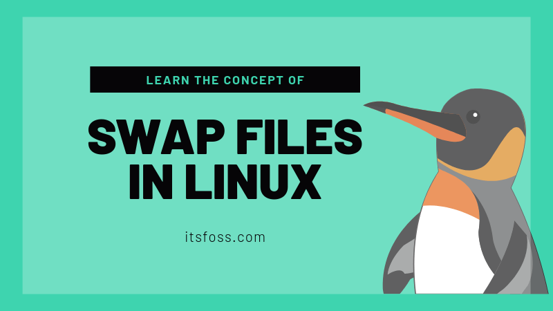 How to Create Swap File on Linux [Beginner's Tutorial]