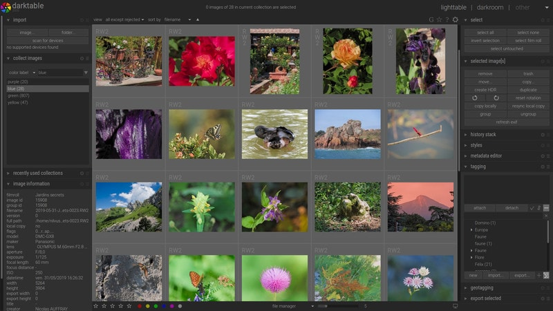 Darktable 3 Released With Revamped GUI and New Features